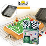 RBV Birkmann - Backform Spielfeld + CupCake Deco-Set