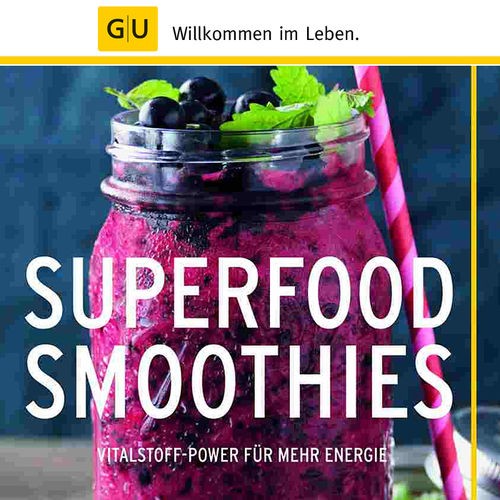 GU - Superfood-Smoothies