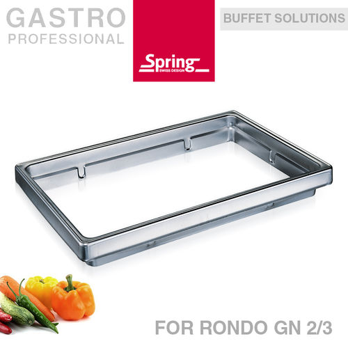 Spring - Supporting frame - RONDO GN 2/3