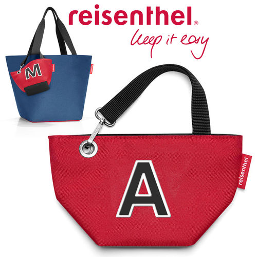 reisenthel - mybag - red/navy