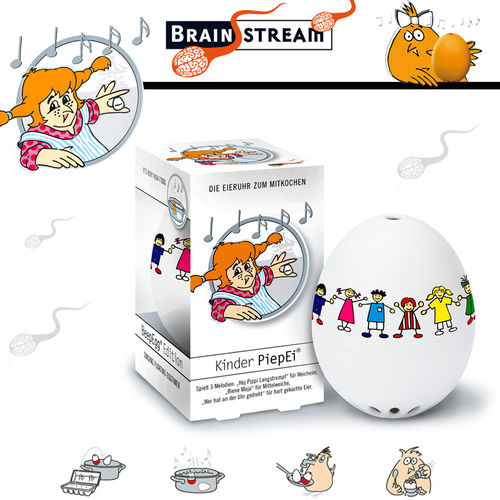 Brainstream - PiepEi Kinder