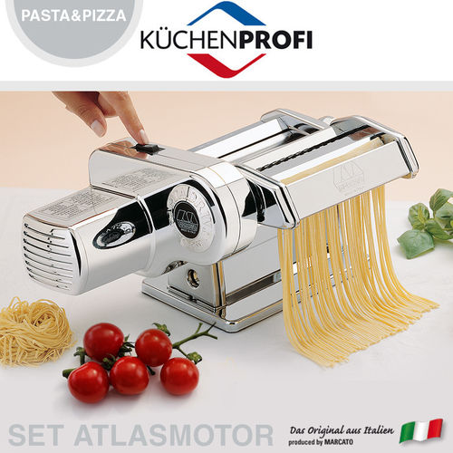 "Küchenprofi - Pasta machine Set ""Atlasmotor"""