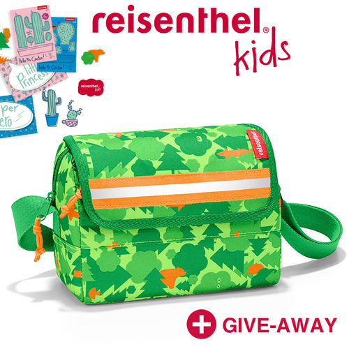 reisenthel - everydaybag - kids - greenwood