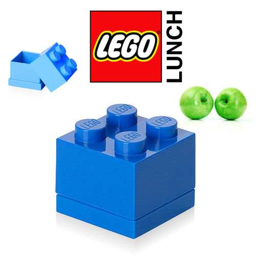 LEGO - Mini Box 4 - Blau