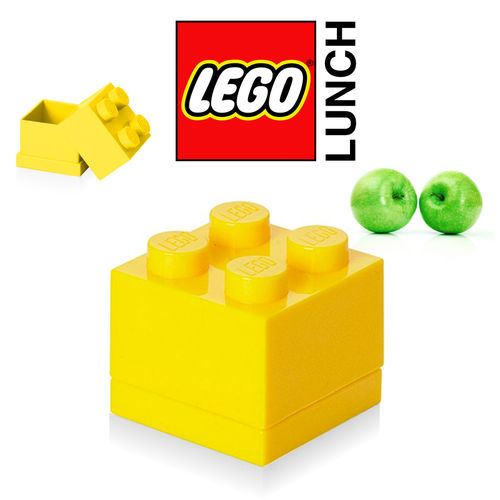 LEGO - Mini Box 4 - Yellow