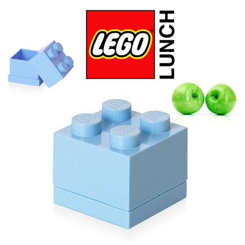 LEGO - Mini Box 4 - Light Blue