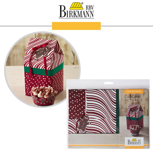 RBV Birkmann - CupCake Gift Box Candy Christmas