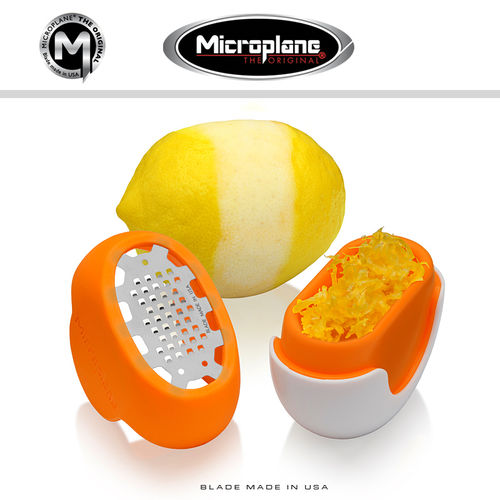 Microplane - Flexi Zesti - Orange