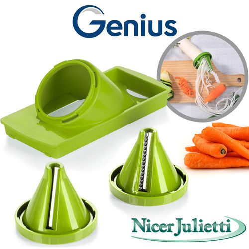 Genius - Nicer Julietti Set 3pcs kiwi