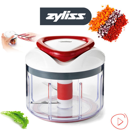 "Zyliss - ""Easy Pull' Food Processor"
