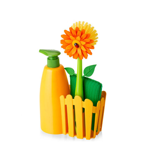 Vigar - Detergent Set - yellow