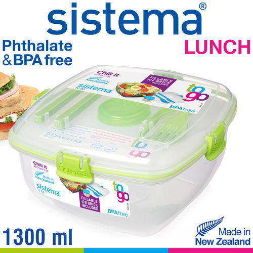 sistema - Cool-Lunchbox To Go - 1.3 L