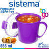 sistema - Suppentasse To Go - 880 ml