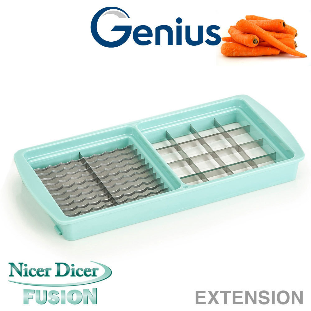 genius blade no 1 for nicer dicer fusion cookfunky. Black Bedroom Furniture Sets. Home Design Ideas