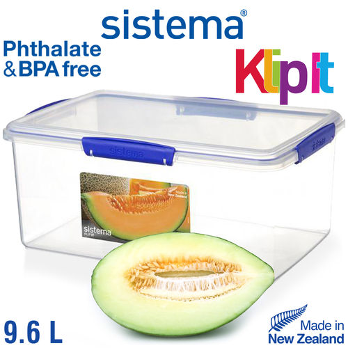 sistema - Klip It Vorratsbox - 9.6 L