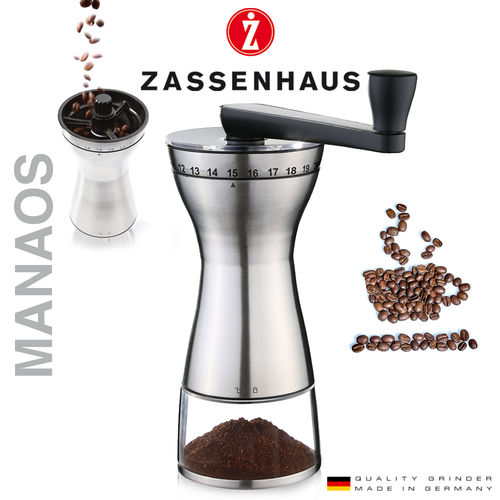 "Zassenhaus - Coffee mill ""Manaos"""