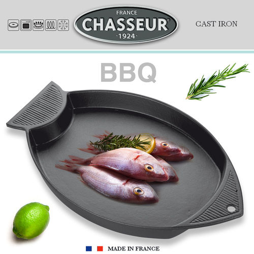 Chasseur - Fish Grill 40 x 24 cm
