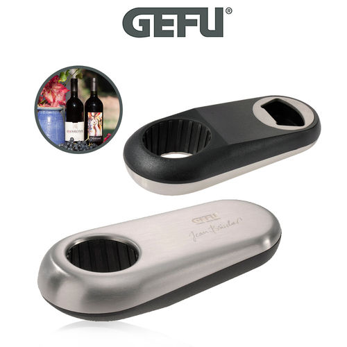 Gefu - Screw cap opener with cap lifter