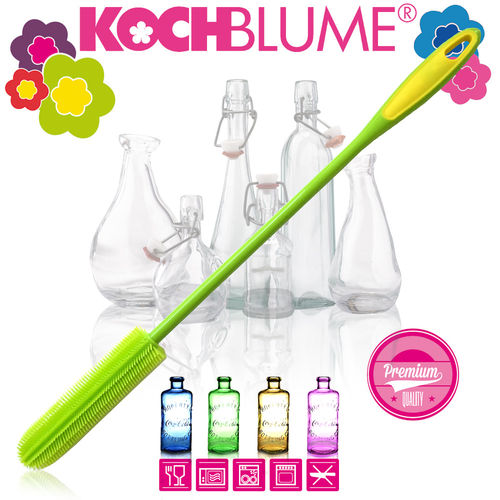 Kochblume - Bottle Brush Slim - Lime