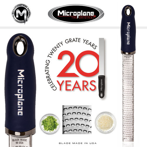 Microplane - Zester Reibe - blue