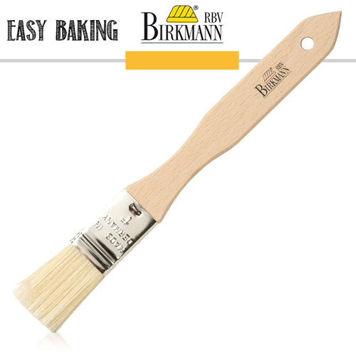 RBV Birkmann - Holzpinsel - Easy Baking