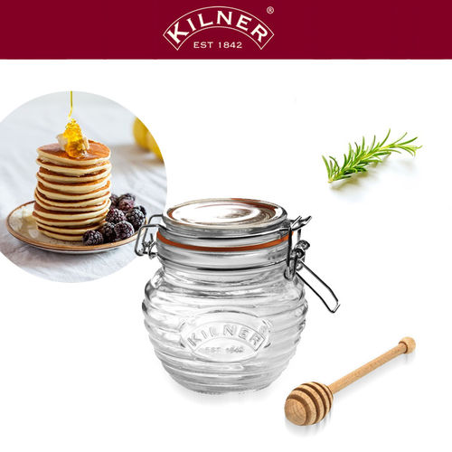 Kilner - Honey Jar Clip Top with Spoon