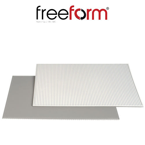 Freeform - Tischset - Striepes Grey - 40 x 30 cm