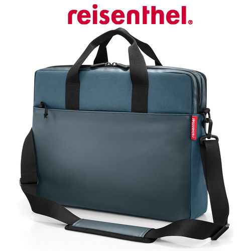 reisenthel - workbag - canvas blue