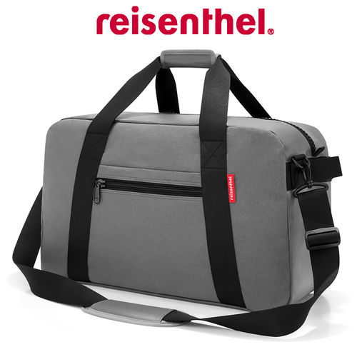 reisenthel - traveller - canvas grey