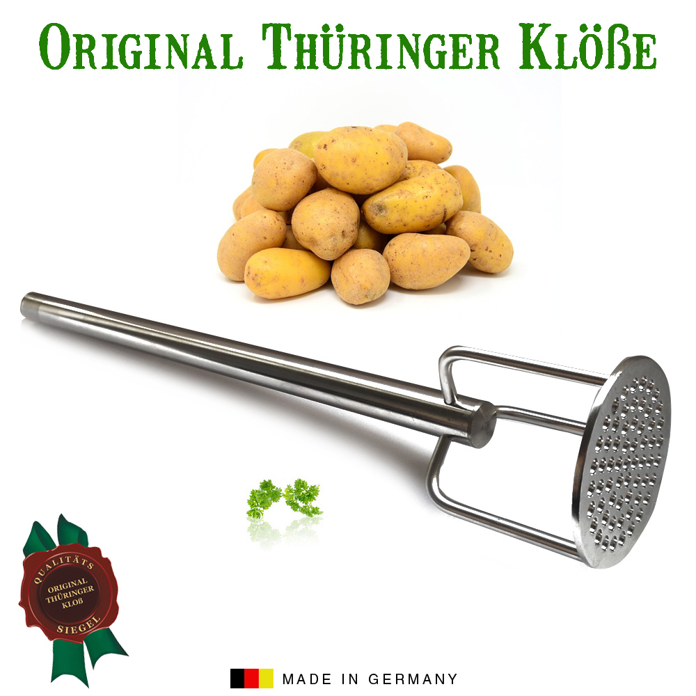 Original Thüringer Klöße Kartoffelstampfer - Made in Germany