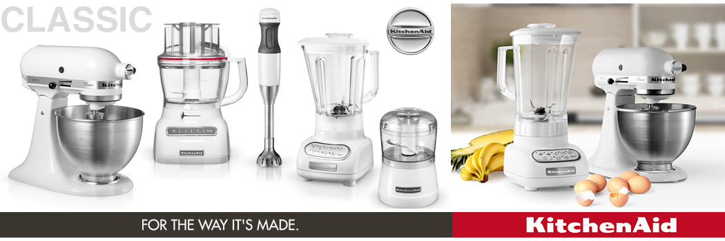 KitchenAid Classic - Stand Mixer & Replacements, Attachments