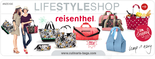 Der neue reisenthel - shop - Vollsortiment