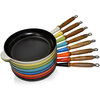 Le Creuset - Frypan with wooden handle - 24 cm