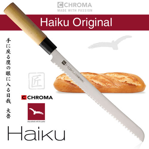 Haiku Original - H-08, Bread Knife