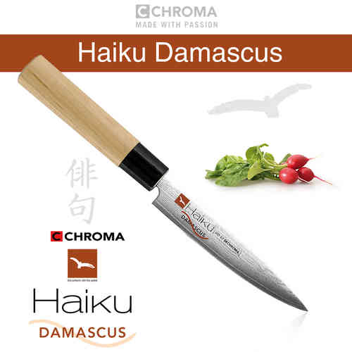 Haiku Damascus HD-02, Universal Knife