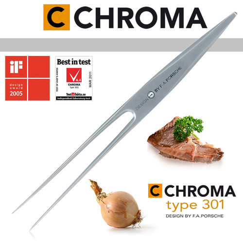 CHROMA type 301 F.A.Porsche - P-17 Carving Fork, straight