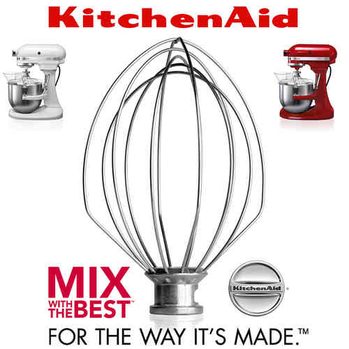 KitchenAid - Wire Whip for 4,8 L HEAVY DUTY