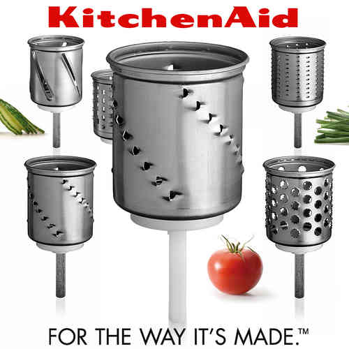KitchenAid - Single Cones for Rotor slicer, shredder