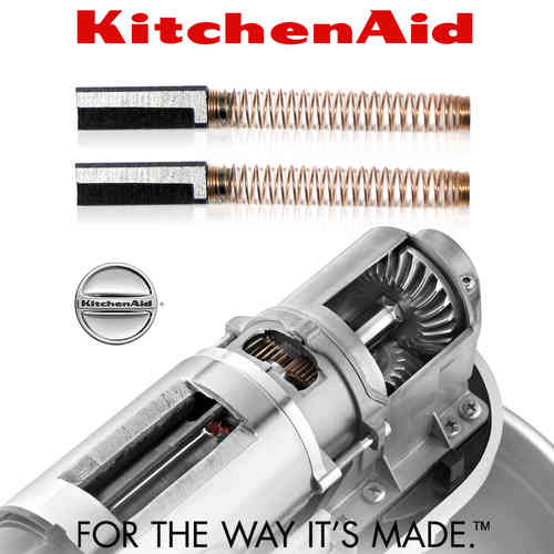 KitchenAid - Stand Mixer Motor Brush 2pc