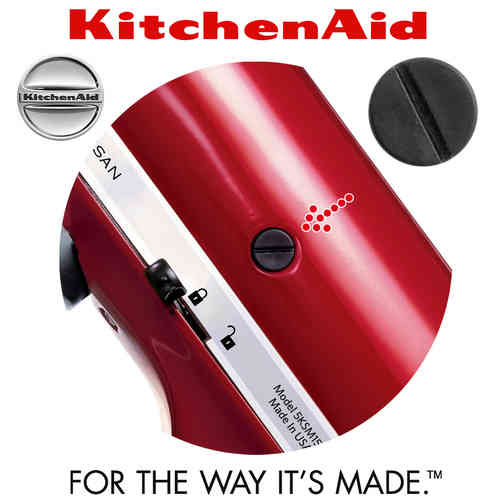KitchenAid - Screw upon the Carbon Brush