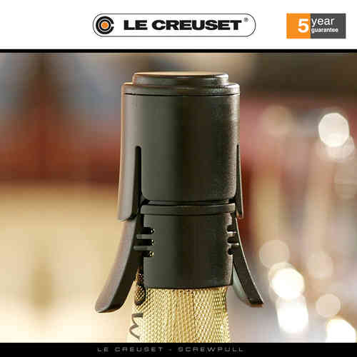 Le Creuset Screwpull - Sparkling Wine Stopper SW-106