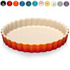Le Creuset - Fluted Tart Dish 28 cm