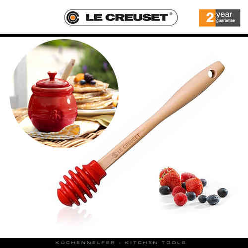 Le Creuset - Honey Dipper Classic - Red