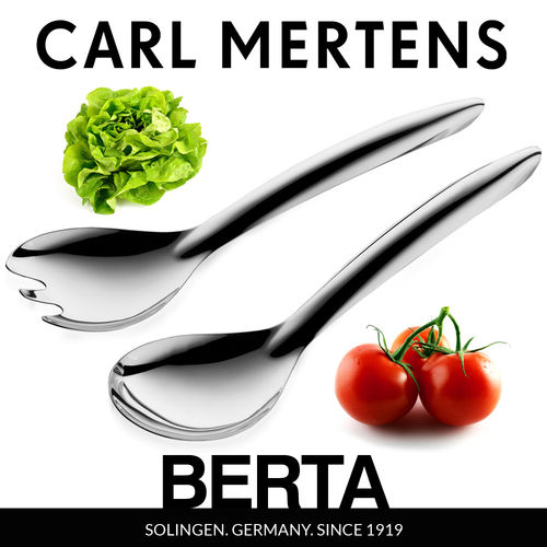 Carl Mertens - BERTA Salad servers