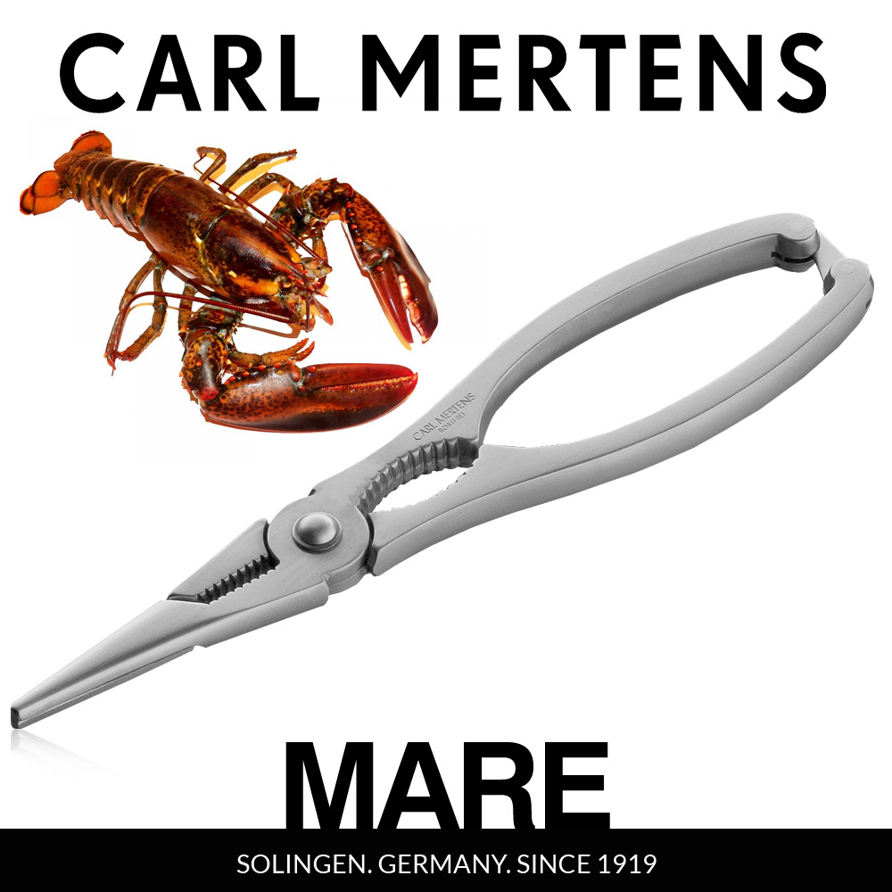 Carl Mertens - MARE Lobster tongs