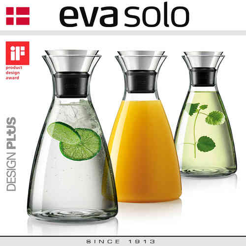 Eva Solo - Drip-free Carafe in 3 Sizes