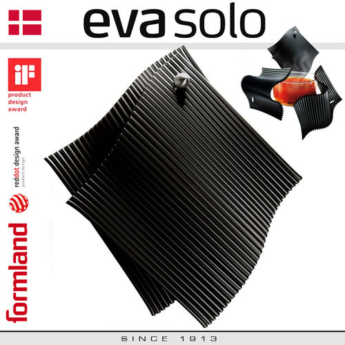 Eva Solo - 2 pcs. Potholders with hook