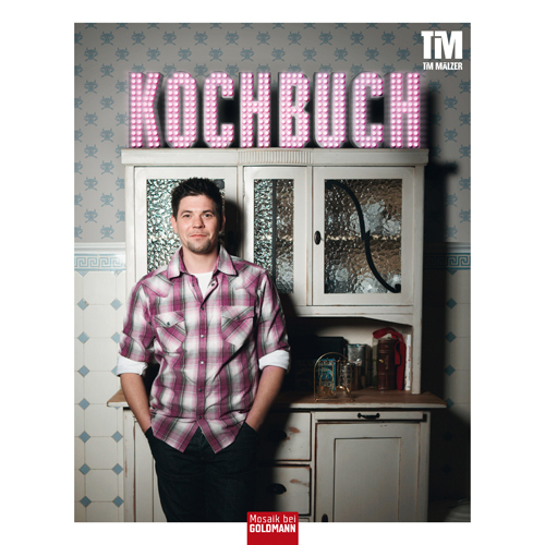 Tim Mälzer - Kochbuch COOKBOOK