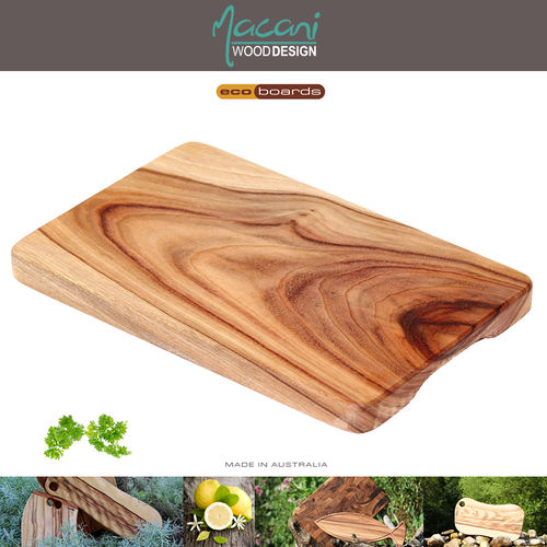 Macani Wood Ecoboards - Chopping Board - 20 x 30 cm