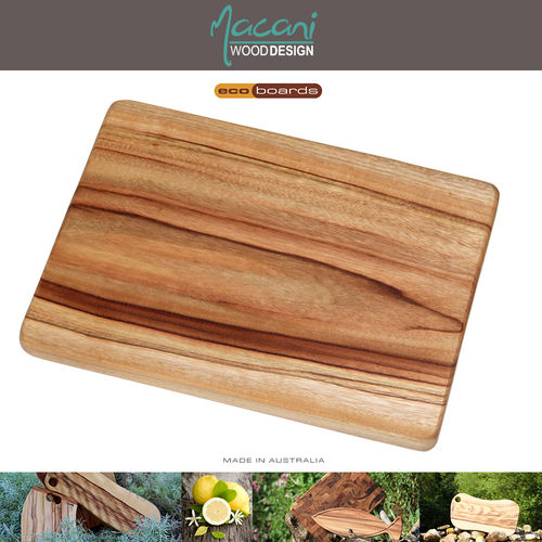 Macani Wood Ecoboards - Chopping Board - 25 x 35 cm